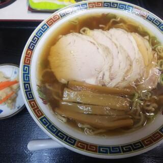 支那そばおぐら - 料理写真:チャーシュー麺