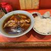 Gingahanten - 料理写真:トリソバ &   ライス(並)