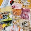 ツキジフィッシュバーガーマサ - 料理写真:四人前ですが五人で食べてお腹いっぱいに!