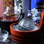 すし 旬鮮料理 しゃり膳 - 日本酒