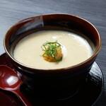 すし 旬鮮料理 しゃり膳 - なめらか雲丹豆腐