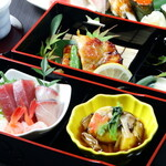 すし 旬鮮料理 しゃり膳 - 4,000円コース