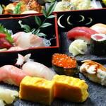 すし 旬鮮料理 しゃり膳 - 4,500円コース_すしコース