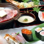 すし 旬鮮料理 しゃり膳 - 5,500円コース_肉有りコース