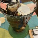cafe The Plant Room - アイスコーヒー
