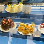 cafe The Plant Room - 美味しそうなケーキたち♡