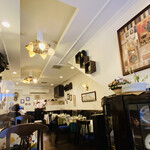 cafe The Plant Room - 素敵な店内