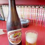 さつまラーメン - 飲み物