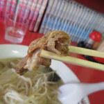 さつまラーメン - 料理