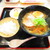 雷亭 - 料理写真:Eセット 特旨醤油ラーメン+小ライス 750円(税込)【2021年7月】