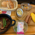天然温泉 青葉の湯 ドーミーイン仙台ANNEX - 料理写真: