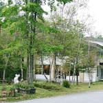 15539749 - 北軽井沢ヒルズホテル入口