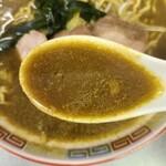 味の大王 - スープ