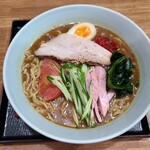 蘭たん亭 - 料理写真:冷やしカレーラーメン