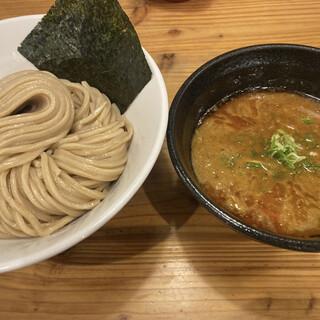 らーめん いつ樹 - 料理写真:海老つけ麺