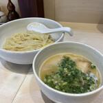 155395201 - 「つけ麺(並)塩」850円