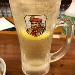 亀松 - ハイボール