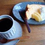 木もれび - 料理写真:ケーキセット