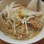 味噌麺 高樋兄弟 - 味玉味噌らー麺 850円