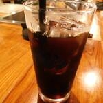 DRA セブン - アイスコーヒー(セットドリンク)