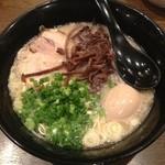 麺屋 侍 - 味玉極味
