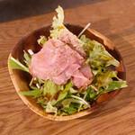 クラフトビアバル IBREW - 本日のサラダ