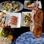 レストラン セリーナ - 【8月】ファミリーランチバイキング