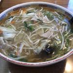 155420571 - サンマー麺570円