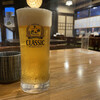 Sobadokoromaruyama - ドリンク写真:ビール