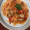 珈琲 三ツ屋 - 料理写真:トマトパスタ