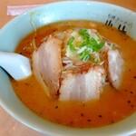 山竹 - 料理写真:味噌チャーシューメン(900円)