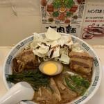 桂花ラーメン - 太肉麺('21/07/27)