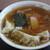 銀座食堂 - 料理写真:ワンタン麺 750円