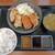 からやま - 料理写真:合盛り定食(ご飯大盛り)