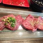 場外焼肉 榮登庵 - 料理長本日のおすすめお任せコース ¥4,444(税抜)から