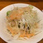 洋食屋ゆうき - 料理写真:サラダ