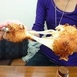串カツさくら - モッツァレラチーズ