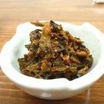串カツさくら - 辛子高菜