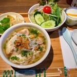 アジアンハーバルカフェ ソラ - 料理写真: