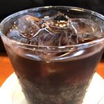 カフェ・ロンディーノ - アイスコーヒー