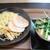 タカマツ ベース カフェ - 料理写真:豚骨魚介系もつ煮つけ麺です☆ 2021-0726訪問