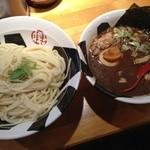 つけ麺 おんのじ - カレーつけ麺(キャンペーン価格500円)