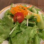 レストラン 大重亭 - 料理写真:サラダ