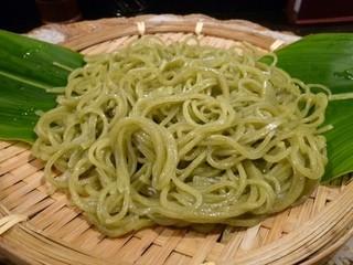 美濃作 - 月桃蕎麦 \780