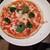 コート・ダジュール - 料理写真:とろ~りチーズとモッツァレラのマルゲリータ・1,090円