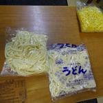 一福製麺所 - 持ち帰りイロイロ