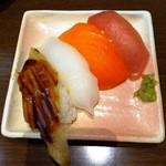 グランブッフェ 盛岡南 - 期待した寿司は・・・orz