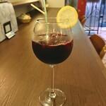 ルーチェ ダイニング+ - 【ノンアルコール】自家製サングリア
