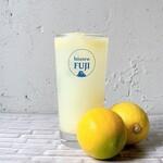 ビストロフジ - 自家製レモンサワー