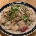 味工房 - 海鮮サラダ